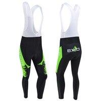 BXIO Winter Women S Cycling Pants Bike Clothing MTB Bicycle Trousers 3D Gel Pad Pro Team