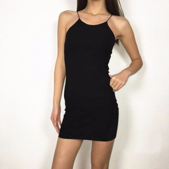HTB1C8p7LVXXXXaqXXXXq6xXFXXXW - FREE SHIPPING Sexy Summer Rubber Bodycon Sleeveless Dress JKP276