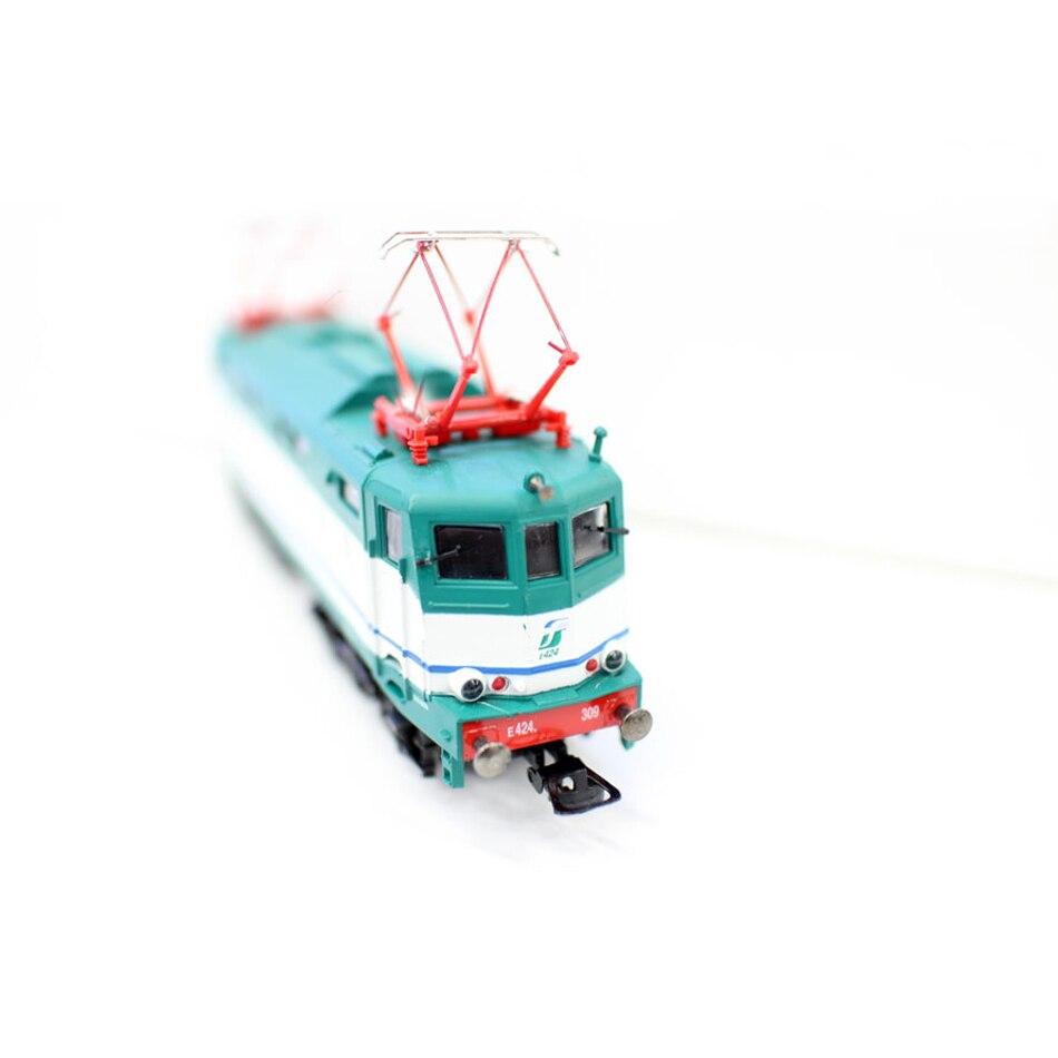 1PC HO Scale 1:87 Model Train  Electric Train Model Alloy Simulation Electric Power Train