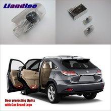 Автомобильный светодиодный светильник s для Lexus RX 2007~, прожектор, светильник для автомобиля, лампа для двери автомобиля