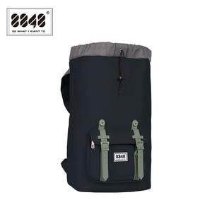 Image 5 - 8848 marka męski plecak turystyczny wodoodporne plecaki 20.6 L o dużej pojemności odporny komputer pośrednia poliester 111 006 008