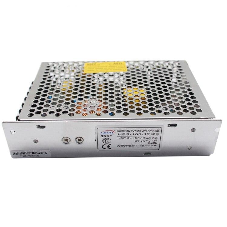 Aliexpress.com : Buy Aluminum case NES 100 12 smps single output ...