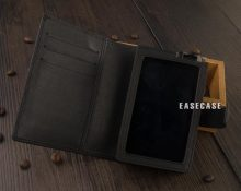 E4 Custom Made Genuine Leather case for LOTOO Paw Gold Touch