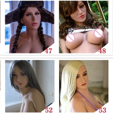 sex doll head only Real Love Head with oral for 140cm,148cm,152cm,158cm,165cm