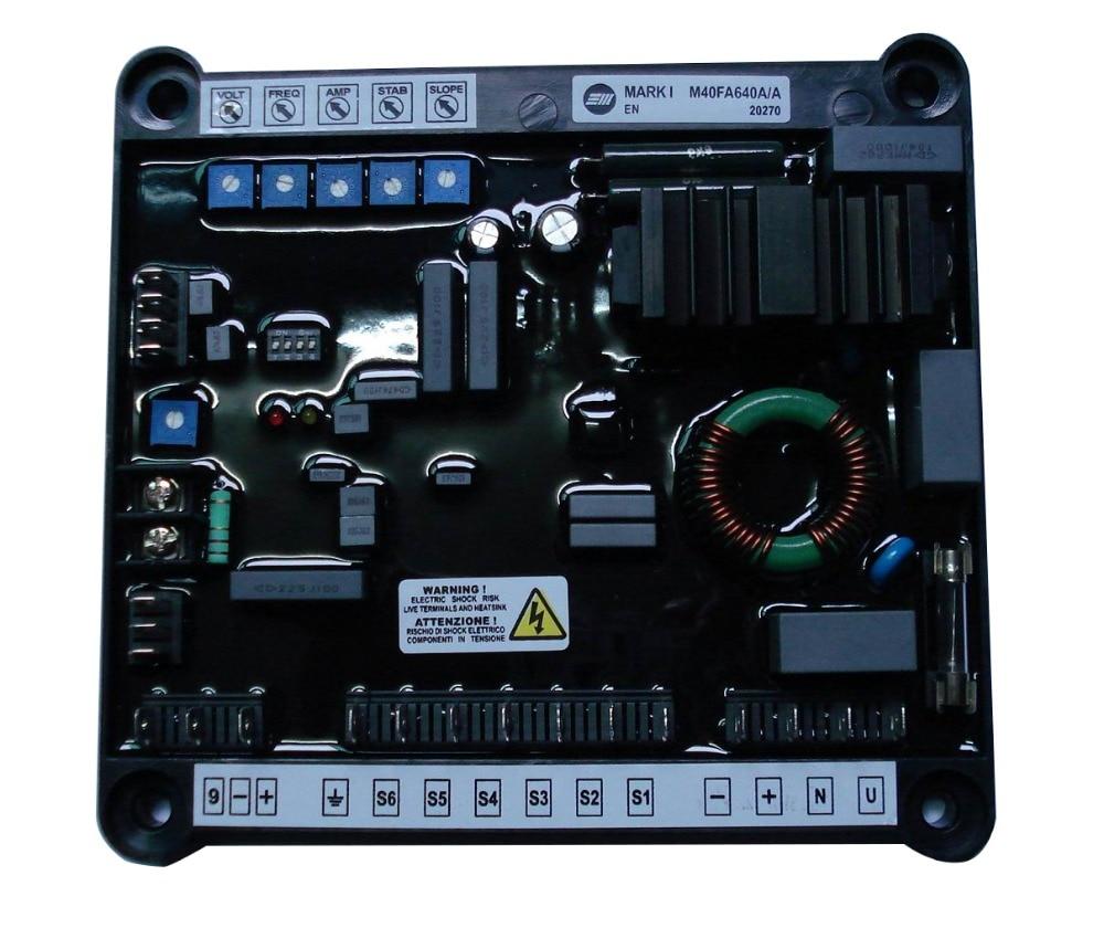 MARELLI AVR M40FA640A AVRMARELLI AVR M40FA640A AVR