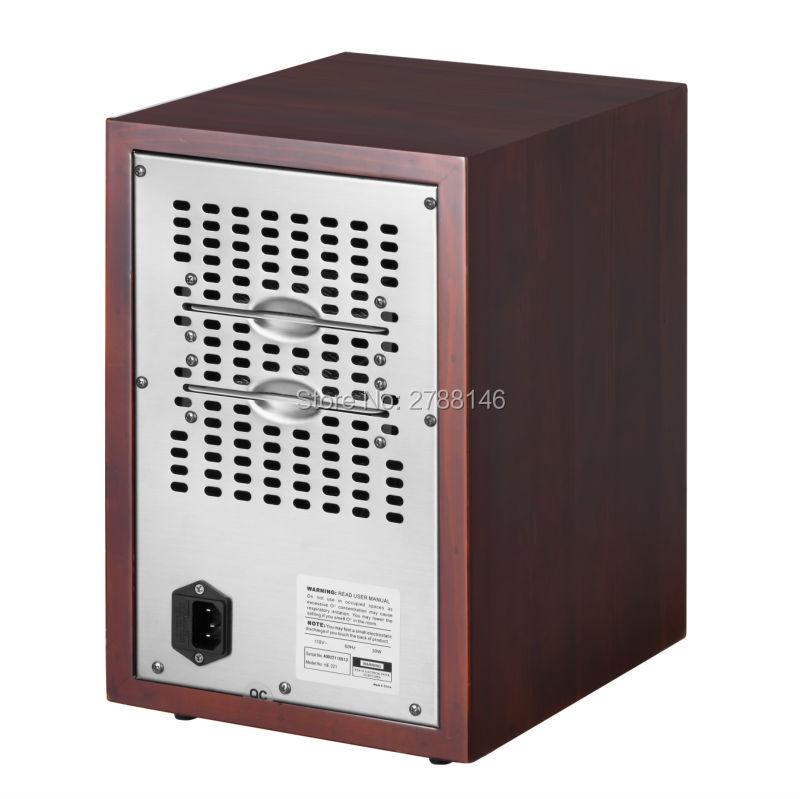 HIHAP eenvoudige luchtreiniger met ionisator- en ozonfunctie (filters - Huishoudapparaten - Foto 2