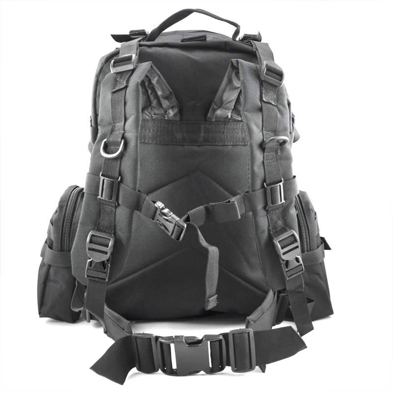 a940a7dc072e 50 L 3 Day Assault Tactical Outdoor Military Rucksacks Backpack Camping bag  AUC Camouflage black CP Camouflage-in Climbing Bags from Sports    Entertainment ...
