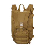 B68 New Camouflage Oxford Cloth Sports Shoulders Tactical Backpack Outdoor Water Bag Backpack Men And Women