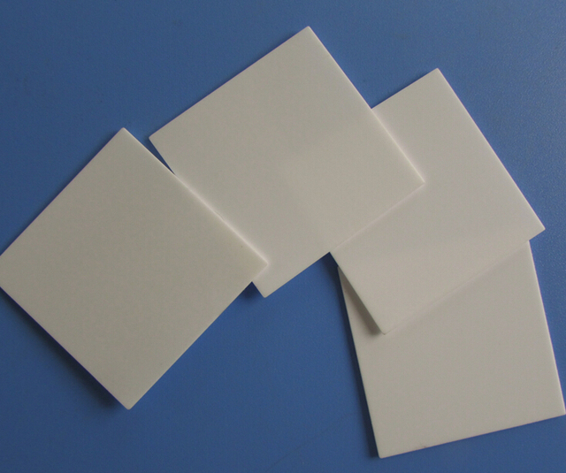 96% Alumina Ceramic Plate 50*50*1mm & 96% Alumina Ceramic Plate 50*50*1mm-in Electrical Ceramics from ...