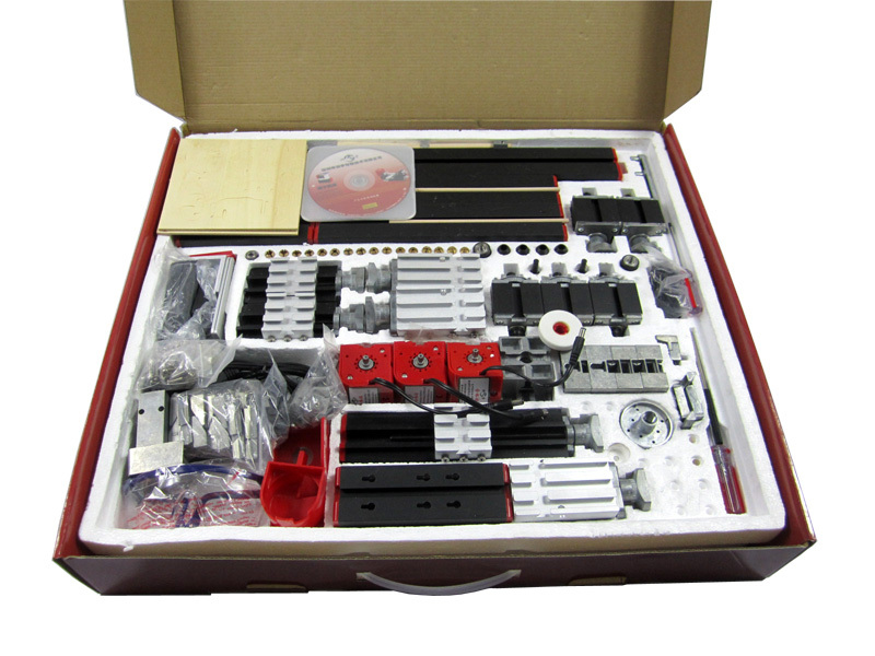 8 in 3 mini all metal multifunctional lathe modular machine tool for wood and soft metal 12000r min 60w all metal 8 in 1 mini lathe without bow arm milling drilling wood turning jag saw sanding machine