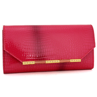 Women Wallets Alligator Genuine Leather Money Female Wallet Crocodile Brand Designers New Long Bag Card Holders