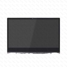 Dla Lenovo Yoga 530 14IKB 530 14ARR wyświetlacz LCD ekran dotykowy szkło Digitizer 5D10R03188