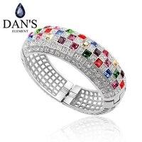 85436 Crystal Bracelet Fashion Bracelet Crystal Jewelry Free Shipping Mixed Batch Make With Austrian SWA