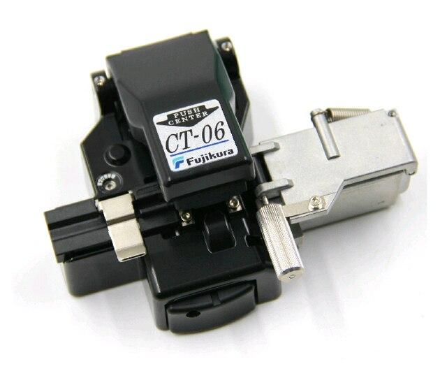 original Japan Fujikura ct-06 Optical fiber Cleaver, cable cutter, CT-06 fiber cleaver for Fujikura 60S 70S 80S splicing machine