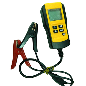 Image 5 - 12V Car Battery Tester Vehicle Car LCD Digital Battery Test Analyzer Auto System Analyzer Voltage ohm CCA Test Diagnostic Tool