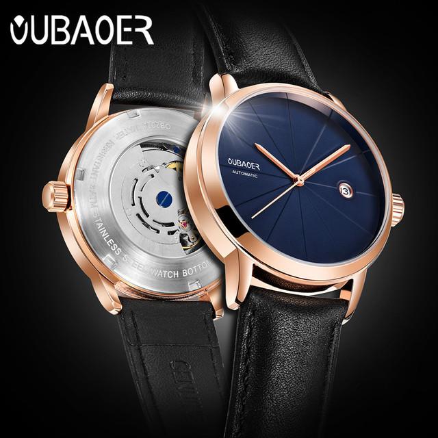 Original Men Watch Top Brand Luxury Automatic Mechanical