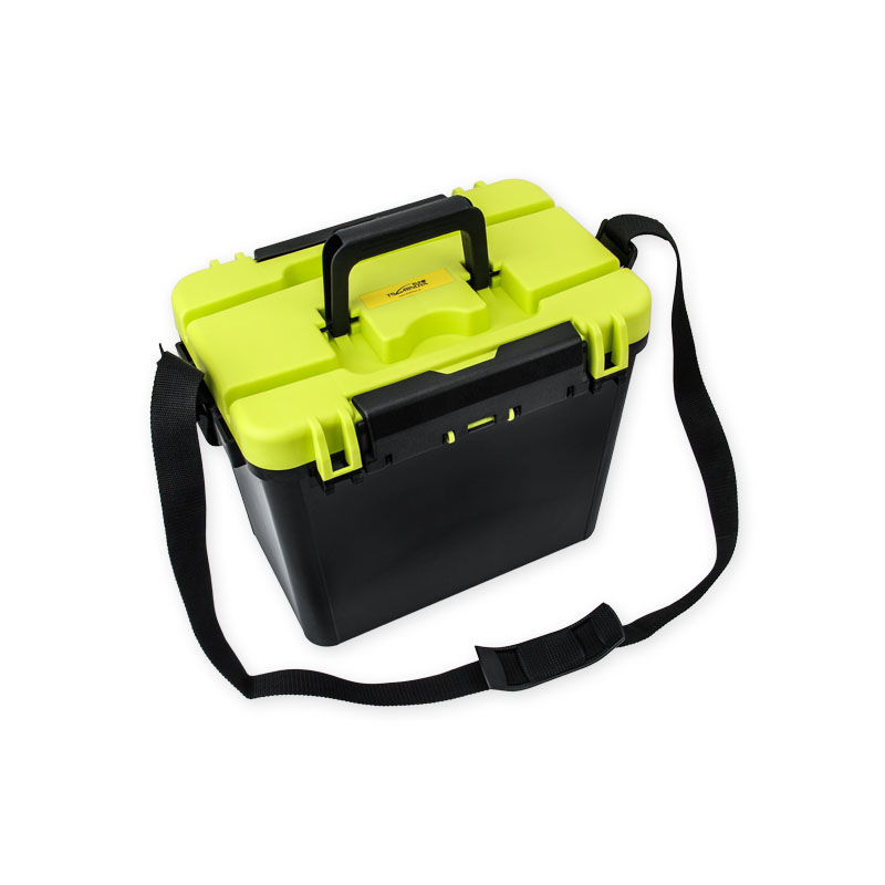 US $21 05 |Tsurinoya (38*32*32)cm Fishing Box ABS Hard Plastic Seat Box  Fishing Tackle Box Multifunctional Fishing Chair Suit Case-in Fishing  Tackle