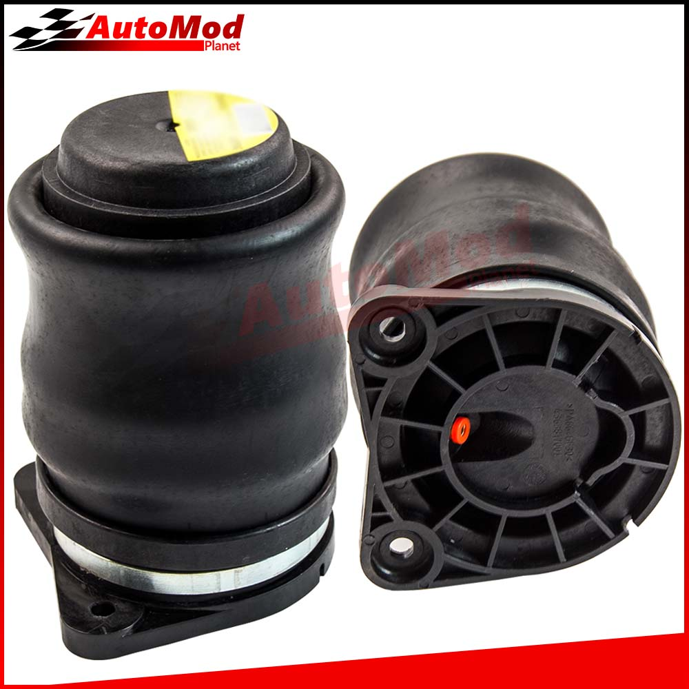 Luftfederung Luftfeder for Mercedes Vito Viano W639 W638 6383280701Rear Air Spring Suspension Shock A6383280601 L /R Pair new free shipping mercedes vito viano w639 rear air suspension air spring airbag repair kit 6393280101 6393280201