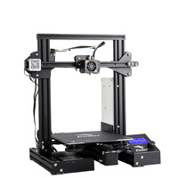 Ender 3 DIY Kit 3D printer Large Size I3 Ender 3/Ender 3 Pro printer 3D Continuation Print Power Glass Option 220*220*250mm