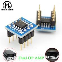 Nouveau LME49990 fièvre double amplificateur opérationnel pour le dac préamplificateur SOP8 SOIC8 Simple ampli op conversion double amplificateur opérationnel