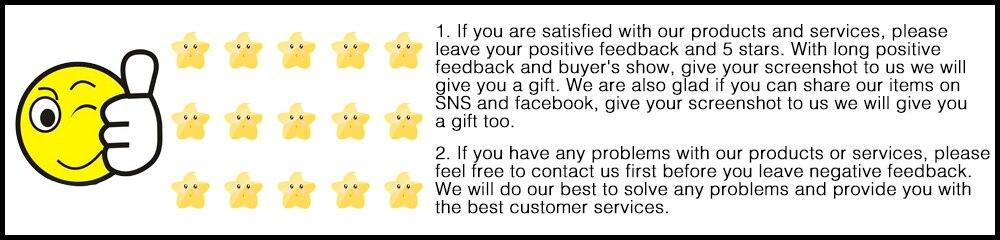 12 good feedback