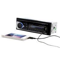 10PCS Bluetooth Car MP3 WMA WAV Player Remote Control Multimedia FM Receiver Radio Stereo Audio Music USB With Digital Screen