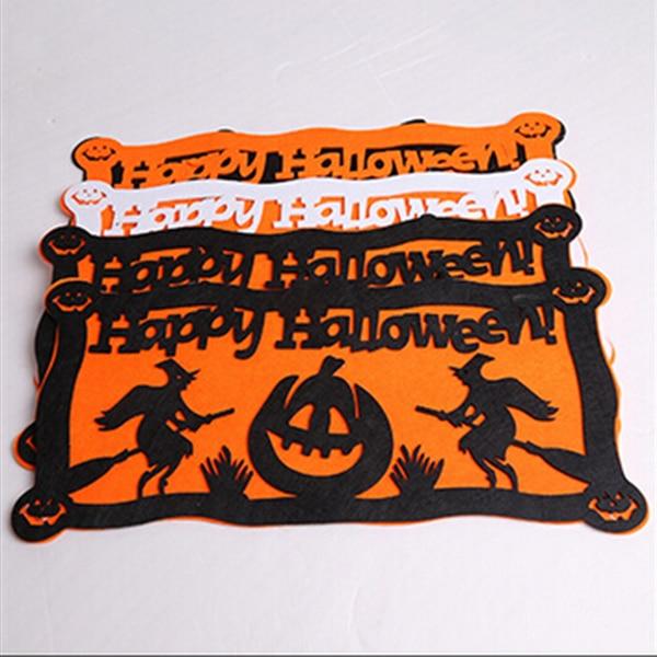 aliexpresscom buy cool design happy halloween pumpkin bat skull witch style house halloween doorplate halloween door decoration from reliable decorative - Cool Happy Halloween Pictures