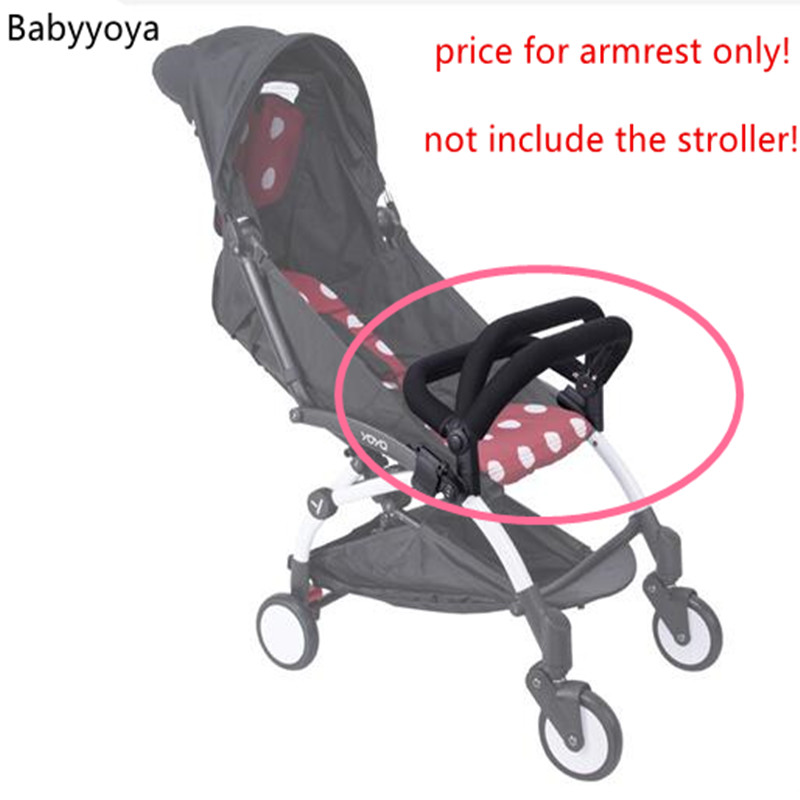 Nice Baby Stroller Armrest Cover Protection Stroller Large Rotary Gloves Oxford Washable For Stroller Armrest Accessories Sale Price Strollers Accessories Mother & Kids