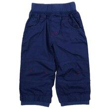 Нова бренда карман летом эластичный пояс мальчиков шорты детская мода брюки