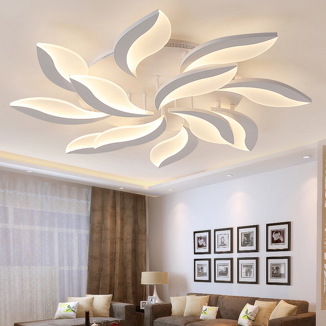 светодиодные декоративные светильники для дома