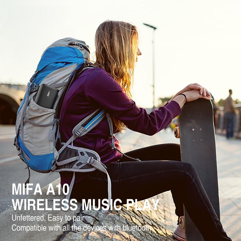 MIFA A10 Bluetooth speaker MIFA A10 Bluetooth speaker HTB1C8yUX8xRMKJjy0Fdq6yifFXa4