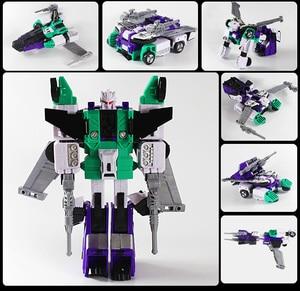 Image 1 - Transformatie ko G1 SIXSHOT zes schot figuur speelgoed