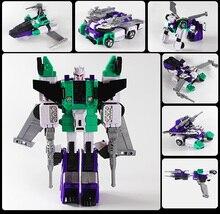 Трансформация ko G1 SIXSHOT six shot figure toys