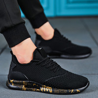 Sneakers Weave Mesh Casual Men Socks Shoes Zapatos Hombre Men Footwear Tenis Masculino Adulto Flats Antiskid High Quality