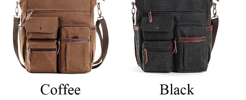 HTB1C8zwewmH3KVjSZKzq6z2OXXa7 Jorgeolea Men Canvas Business Briefcase Versatile Casual Handbag For Men Travel Satchel E502