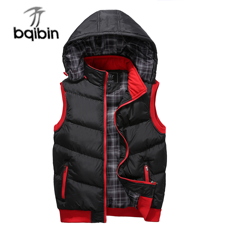 7f991308bc6 Plus Size 5XL Men's New Winter Vest Thermal Sleeveless Jackets Men Casual  Slim Fit Autumn Vests