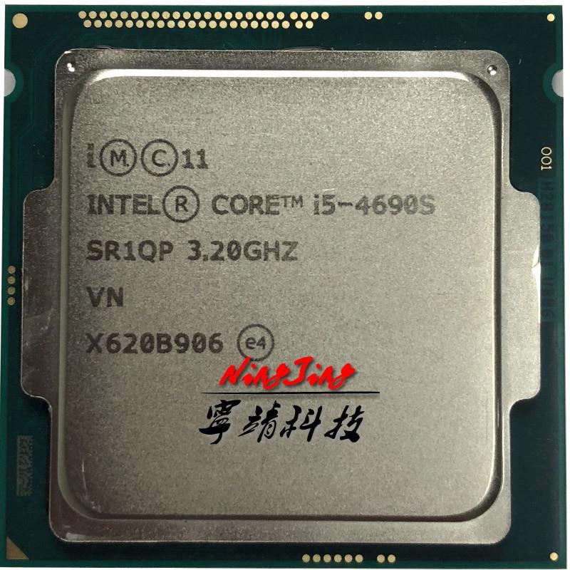 Intel Core i5 4690S i5 4690S 3 2 GHz Quad Core CPU Processor 6M 65W LGA