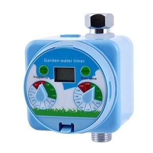 Image 4 - 雨センサー Lcd ガーデン灌漑タイマー自動散水コントローラ自動再起動システム自動再生