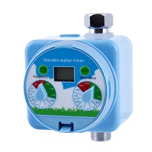 Image 4 - Rain Sensor Lcd Garden Irrigation Timer Automatic Watering Controller Automatic Reboot System Autoplay