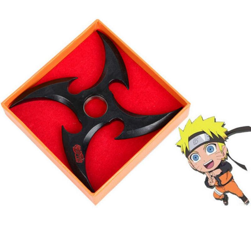 Shuriken Naruto Black