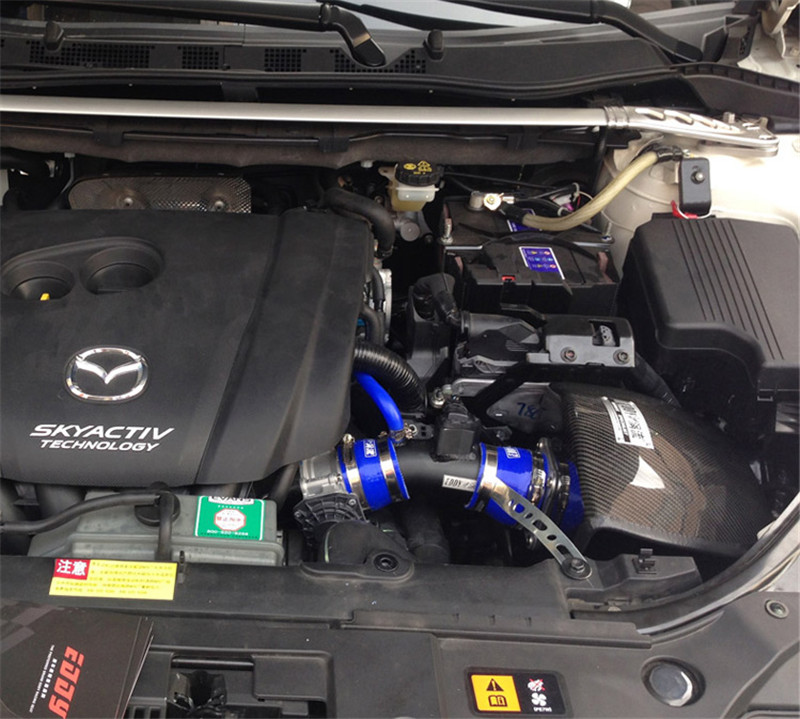 how to change cabin filter in 2016 mazda cx-5