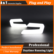 A T car styling For Honda Accord LED DRL For Accord led daytime running light High