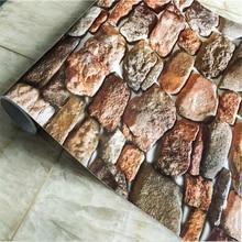 beibehang Marble kitchen balcony self-adhesive wallpaper waterproof oil wallpaper furniture wardrobe renovation Boeing film цены онлайн