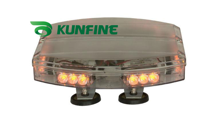 NEW High Power flash traffic warning lightbar LED Emergency Warning Lightbar Police Lightbar KF8180R