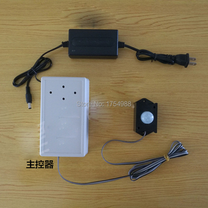Takagism game adventurer prop real life room escape prop audio player when detect human play audio music to create atmosphere(China)