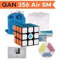 D-fantix Gan 356 Aria SM Cubo Magnetico Gan356 3x3x3 Cubo di Velocità di Gans 3x3 Giocattoli di puzzle per la Competizione Professionale