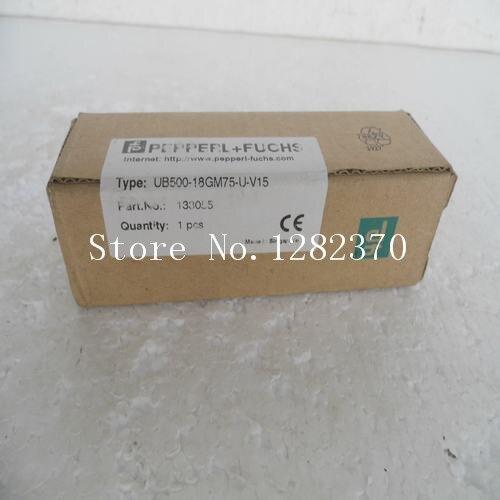 [sa] New Original Authentic Special Sales P + F Sensor Switch Ub500-18gm75-u-v15 Spot
