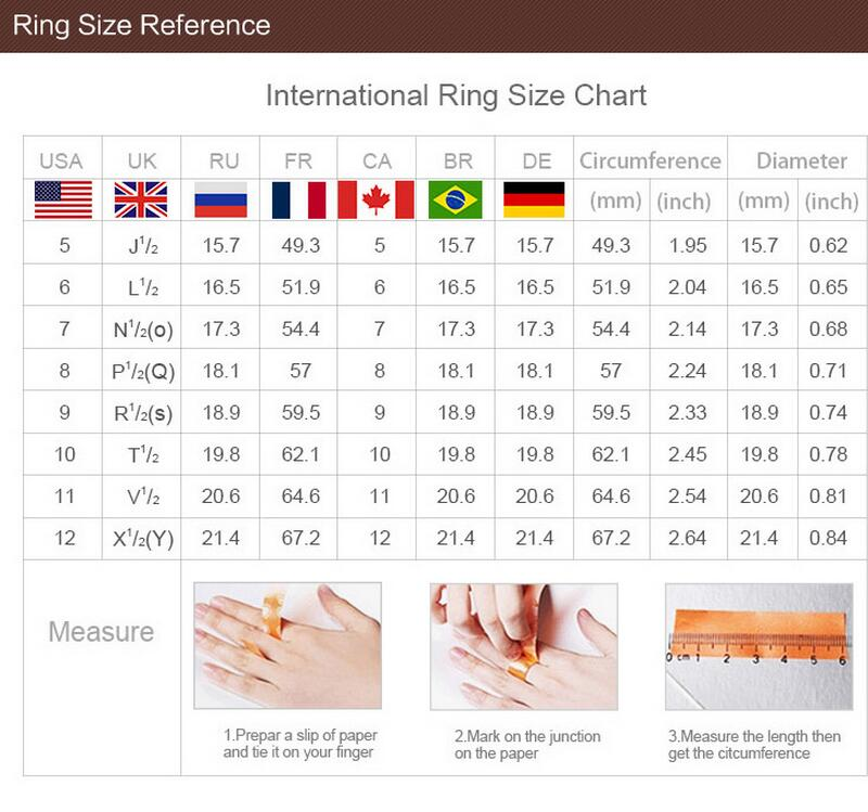 ring size reference