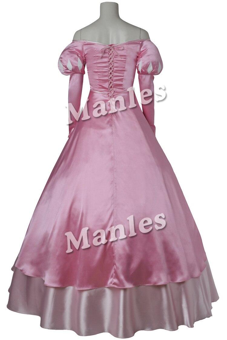 Princesa la Sirenita Ariel Cosplay traje mujeres niñas falda Sexy de ...