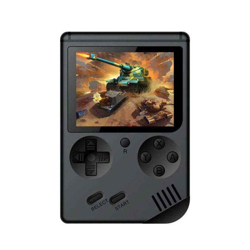 Game Console 8 Bit Retro Mini Pocket Handheld Player +Handle Built-in 168 Classic Games Best Gift for Child Nostalgic Player 12